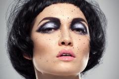 Artystyczny makijaż