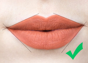 jak malować usta