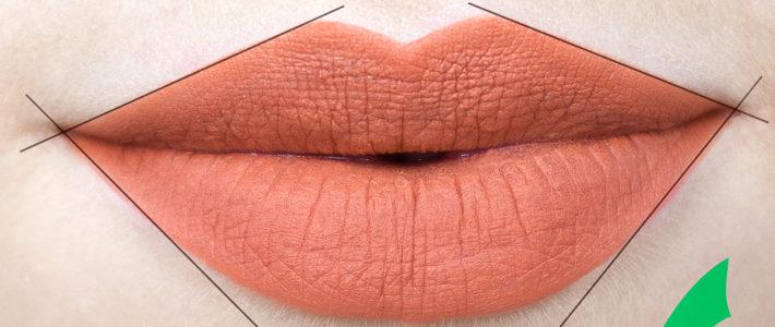 Czy wiecie jak malować usta ?